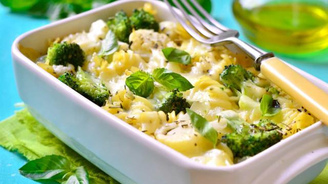 Fácil e rápido: receita de Macarrão com Brócolis