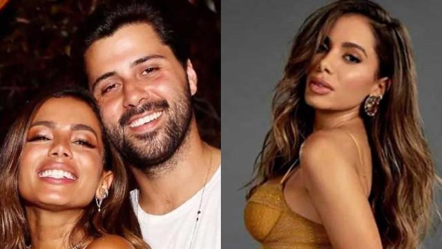 Anitta assume namoro com americano e diz não ligar para fortuna dele