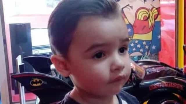 Corpo do menino Gael é enterrado na Paraíba
