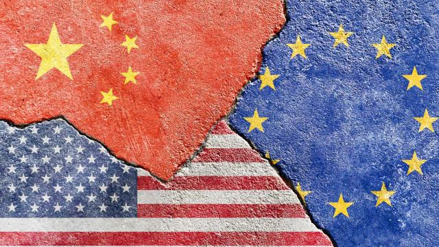 EUA e UE podem se aliar para responsabilizar China por 'distorções' no comércio