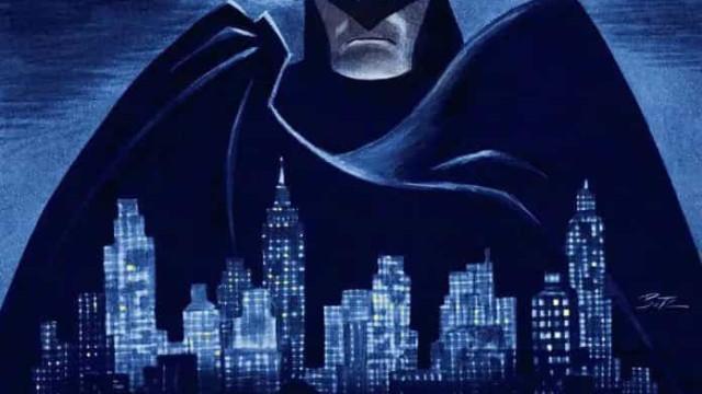 HBO aposta em novas séries animadas do Batman e Super-Homem