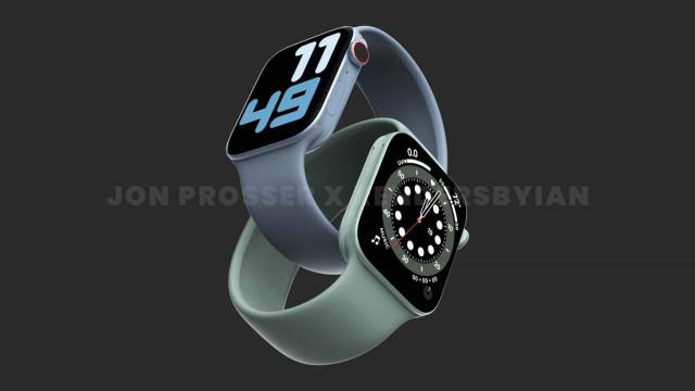 Próximo Apple Watch terá mudança significativa de design