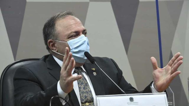 TCU decide processar Pazuello por omissão na pandemia