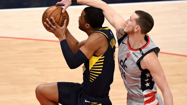 Wizards atropelam Pacers e garantem última vaga do Leste nos playoffs da NBA