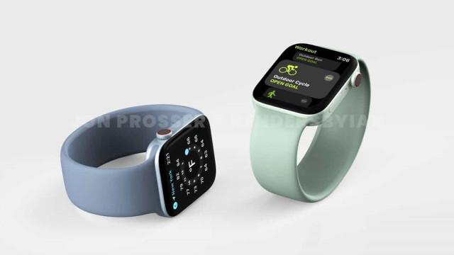 Veja supostas imagens do próximo Apple Watch