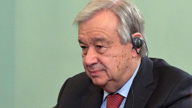 Secretário-geral da ONU alerta que 'pior pode estar por vir' na pandemia