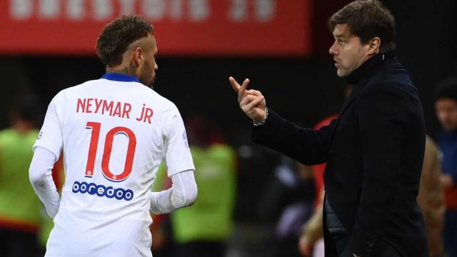 Neymar erra pênalti, PSG vence, mas Lille também ganha e conquista o Francês