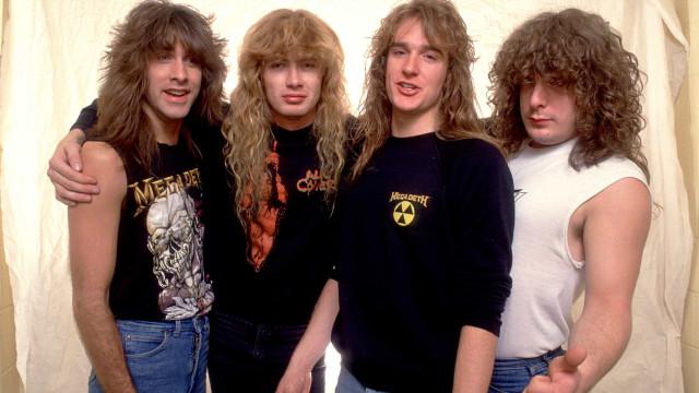 Baixista acusado de enviar vídeos sexuais a adolescente deixa o Megadeth