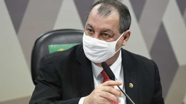 Aziz: apologia a imunidade de rebanho é um dos maiores crimes cometidos no Brasil