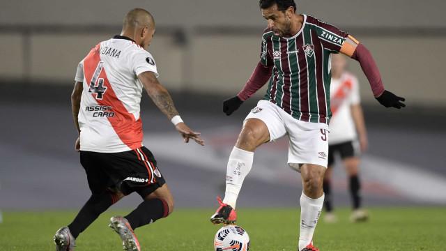 Libertadores: Fluminense derrota River e se classifica para oitavas