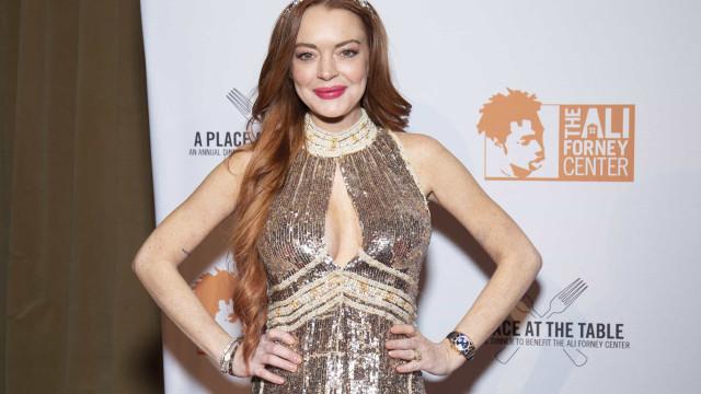 Lindsay Lohan voltará a atuar em comédia romântica de Natal