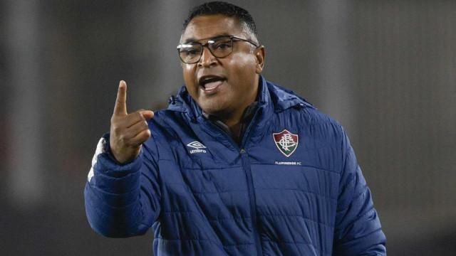 Fluminense anuncia a saída do técnico Roger Machado após queda na Libertadores