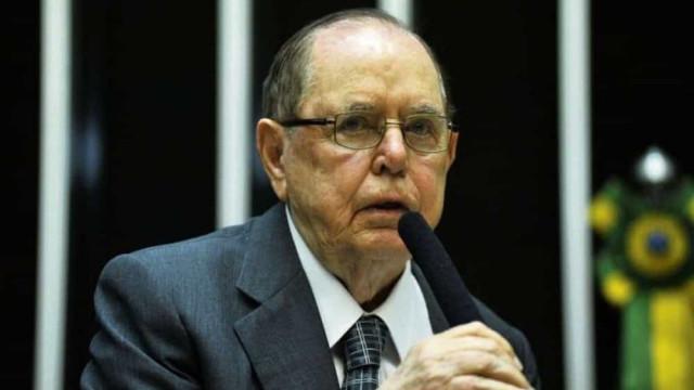 Morre aos 97 anos o ex-deputado federal Camilo Cola, fundador da Itapemirim
