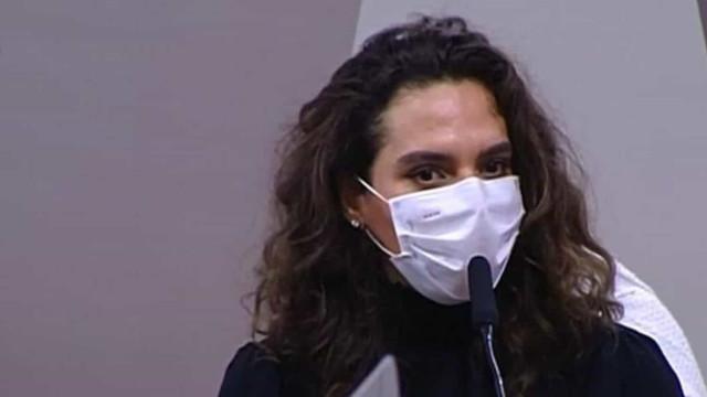 CPI aprova acareação entre Luana Araújo e coordenadora do PNI