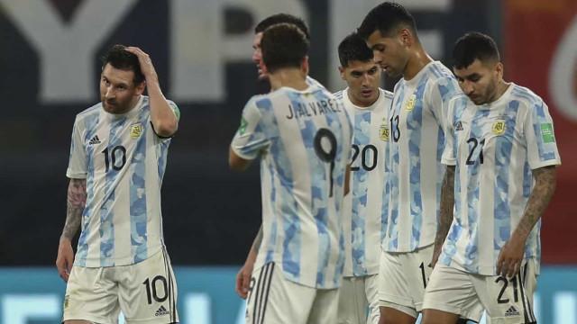 Argentina bate o Paraguai e e se garante nas quartas da Copa América