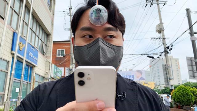 Vive no celular? Talvez você precise deste 'terceiro olho'