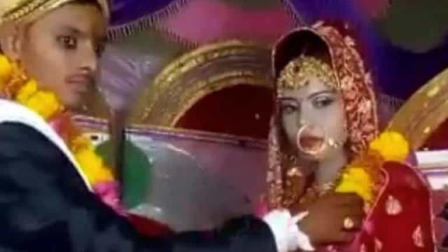 Noiva morre no altar e marido imediatamente troca alianças com a cunhada