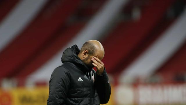 Após reunião, Inter decide demitir Ramírez e acerta detalhes para saída