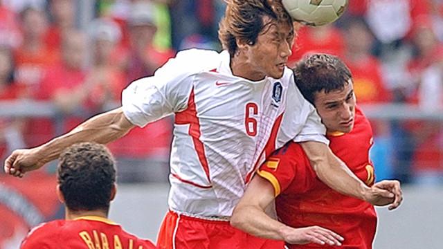 Yoo Sang-chul, herói sul-coreano no Mundial 2002, morre aos 49 anos