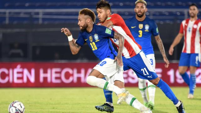 Seleção brasileira retorna do Paraguai sem tomar vacina contra a covid-19