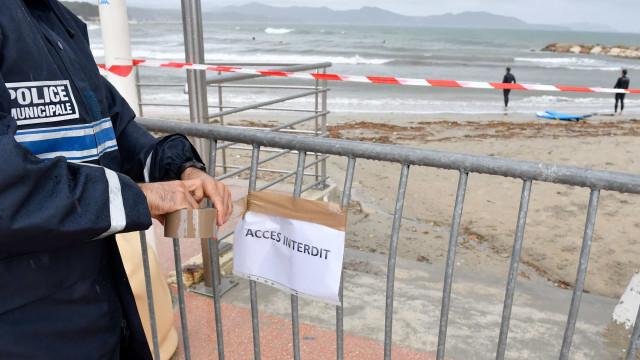 Português é morto com facada no coração durante festa em praia na França