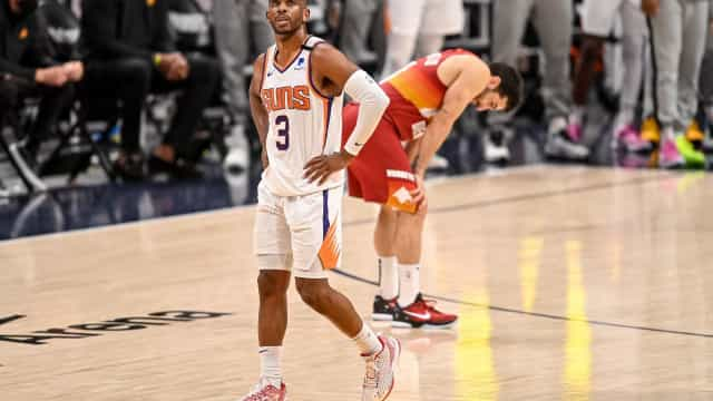 Suns 'varrem' Nuggets e avançam à final da Conferência Oeste nos playoffs da NBA