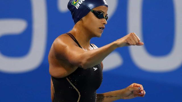 Após validação da Fina, brasileiros disputarão mais provas de natação em Tóquio