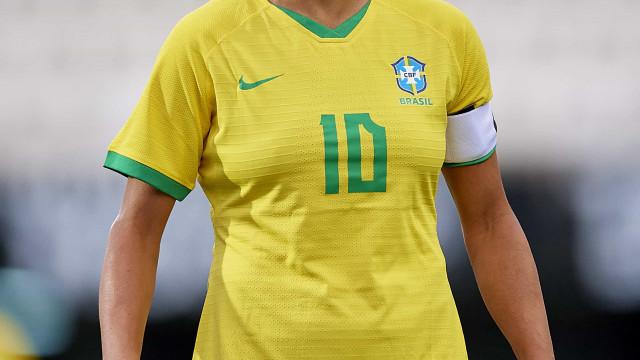 Marta busca redenção com a seleção brasileira em ato final nos Jogos de Tóquio