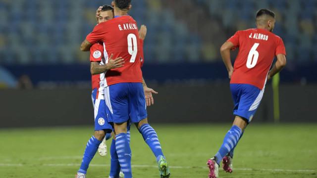 Em estreia na Copa América, Paraguai vira sobre a Bolívia com 2 gols de Romero