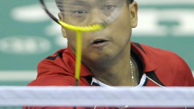 Campeão olímpico de badminton morre aos 36 anos após mal súbito