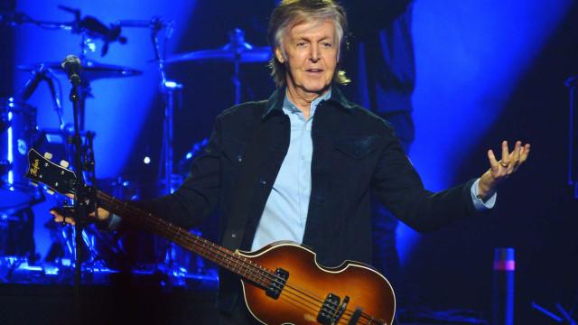 Paul McCartney diz que cultiva maconha, mas esconde para jovens não roubarem
