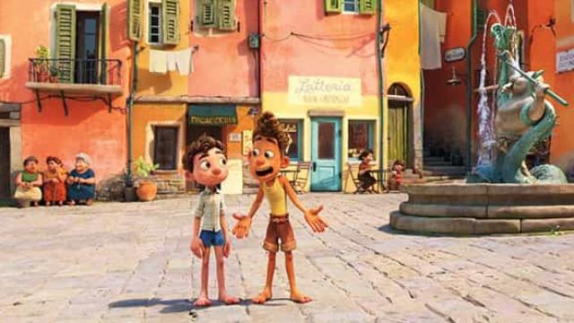 Claudia Raia dubla 'Luca' e diz que animação valoriza as coisas fundamentais