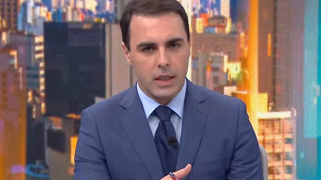 Rafael Colombo deixa quadro na CNN Brasil por divergências com Alexandre Garcia