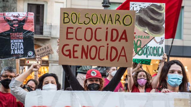 Manifestações de hoje querem levar 1 milhão de pessoas às ruas contra Bolsonaro
