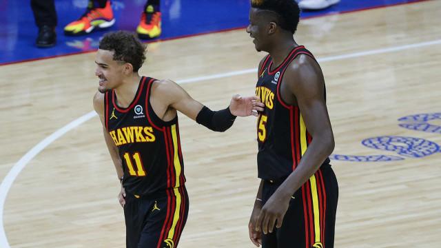 Atlanta Hawks supera Philadelphia 76ers no jogo 7 e vai às finais do Leste