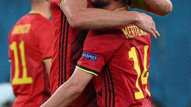Bélgica elimina atual campeão Portugal, mas De Bruyne vira preocupação