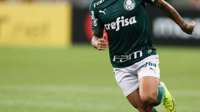 Ex-número 7, Dudu usará a camisa 43 em sua segunda passagem pelo Palmeiras
