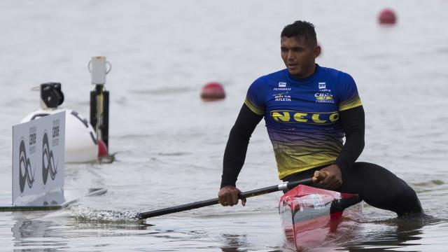 Canoagem confirma três atletas em Tóquio; Erlon fica fora por lesão