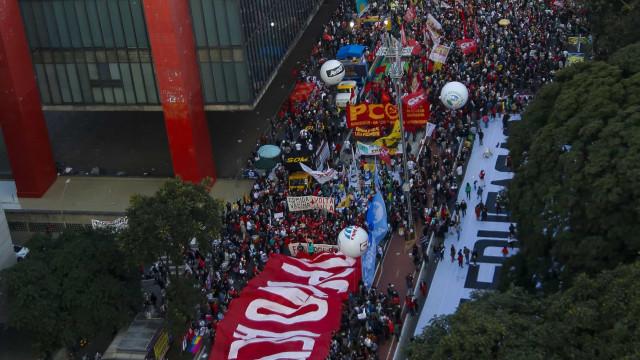 Oposição quer grande ato pelo impeachment de Bolsonaro no dia 2 de outubro