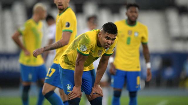 Casemiro comemora união da seleção e fala sobre final: 'Não se joga, se ganha'