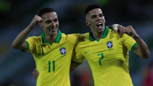 Paulinho destaca o entrosamento na seleção olímpica: 'Tudo fica mais fácil'