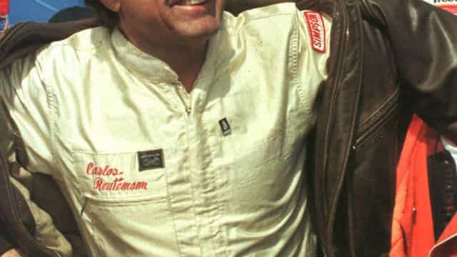 Argentino Carlos Reutemann, vice-campeão de F1, morre aos 79 anos