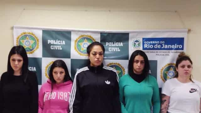 Blogueira e outras suspeitas tem prisão flagrante convertida