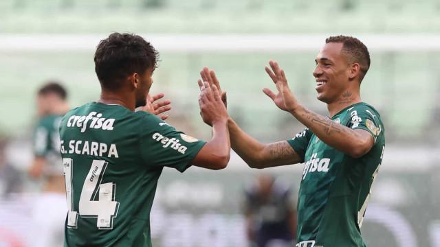 Visitante perfeito na Libertadores, Palmeiras busca vantagem contra a Católica