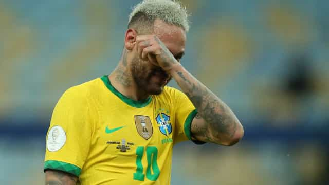 Neymar desabafa após vitória: 'Não sei mais o que faço para me respeitarem'