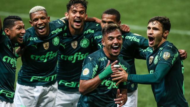 Sem descanso, Palmeiras treina de olho na Católica; Matheus Fernandes vai a campo