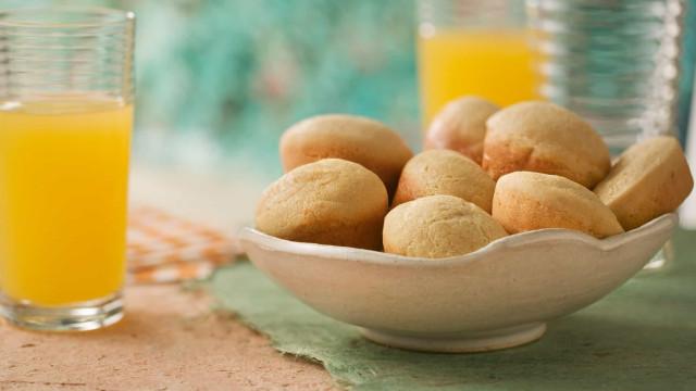 Receita: Pão de Queijo de biscoito cream cracker