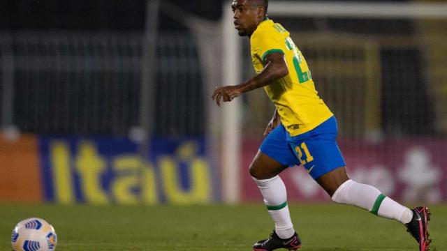 Malcom é chamado para lugar de Douglas Augusto na seleção brasileira olímpica