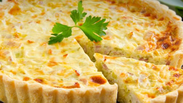 Delícia vegetariana: veja como preparar Quichê de Legumes