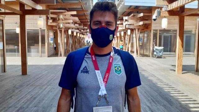 Filho de Hortência, João Victor é o primeiro brasileiro na Vila Olímpica